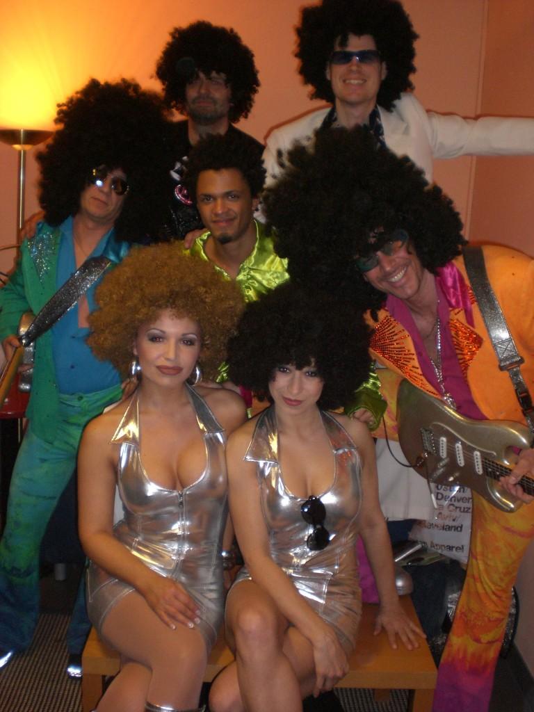 bands der 70er